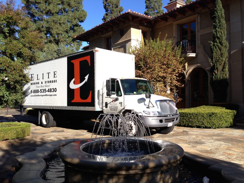 Moving company Beverly Hills