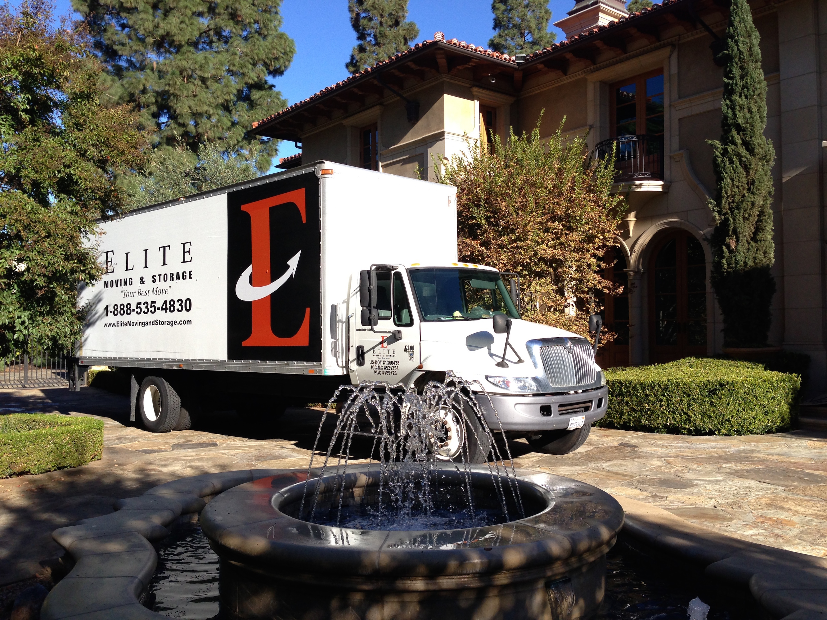Moving Company Encino