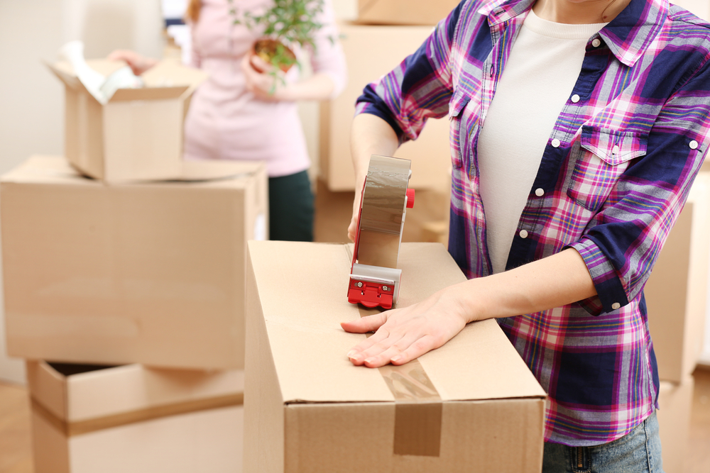professional moving company in commerce