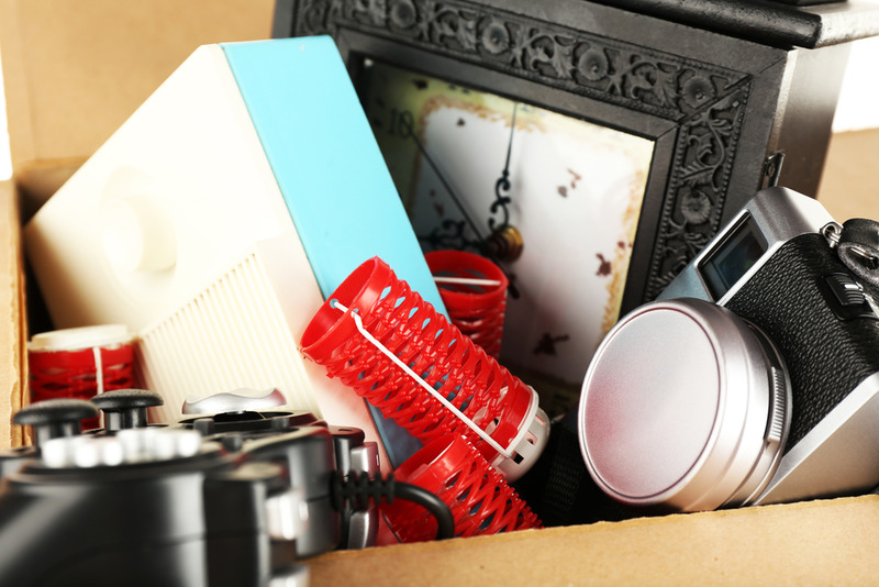 how to get rid of all your unnecessary stuff before moving