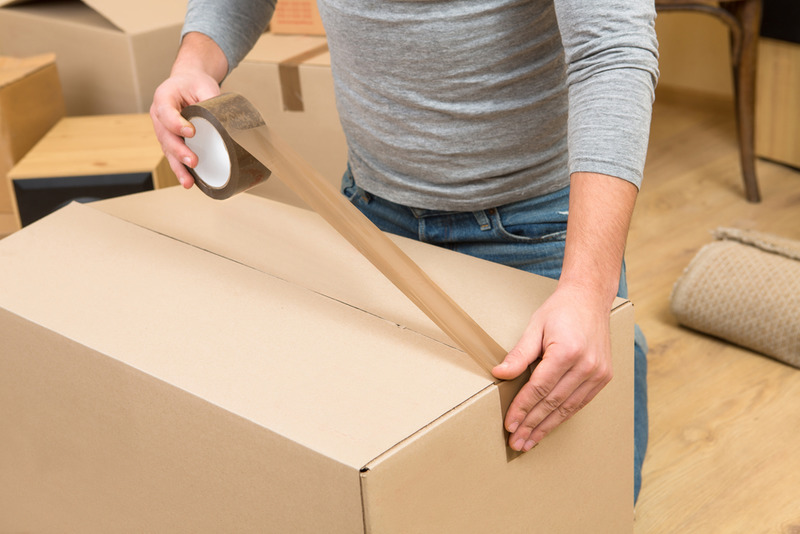 moving company in Encino