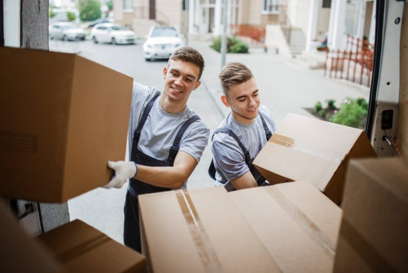 long distance movers in Los Angeles