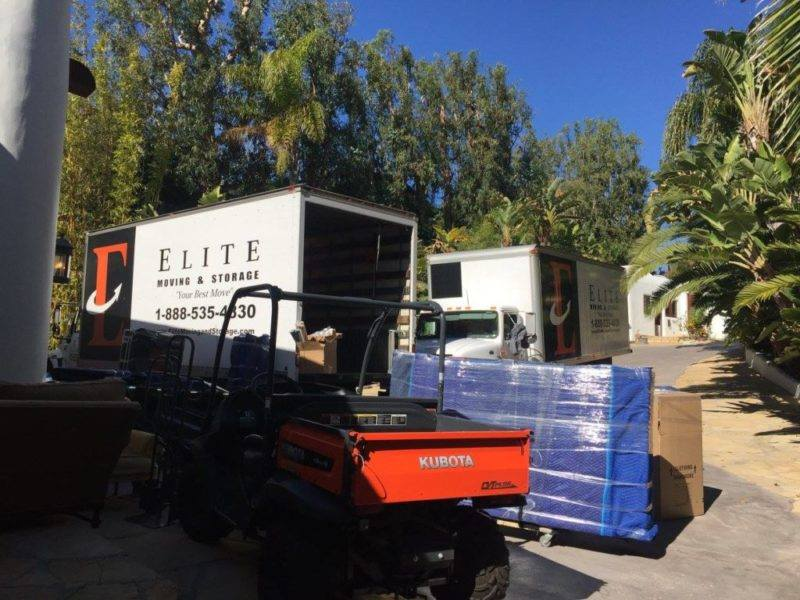 moving company in pacific palisades