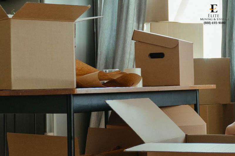 moving company in Malibu