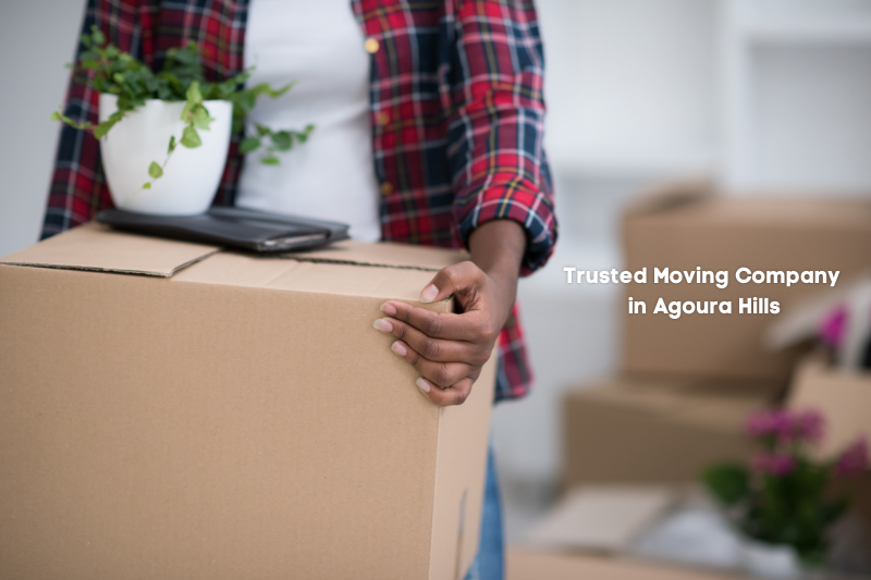 moving company in Agoura Hills