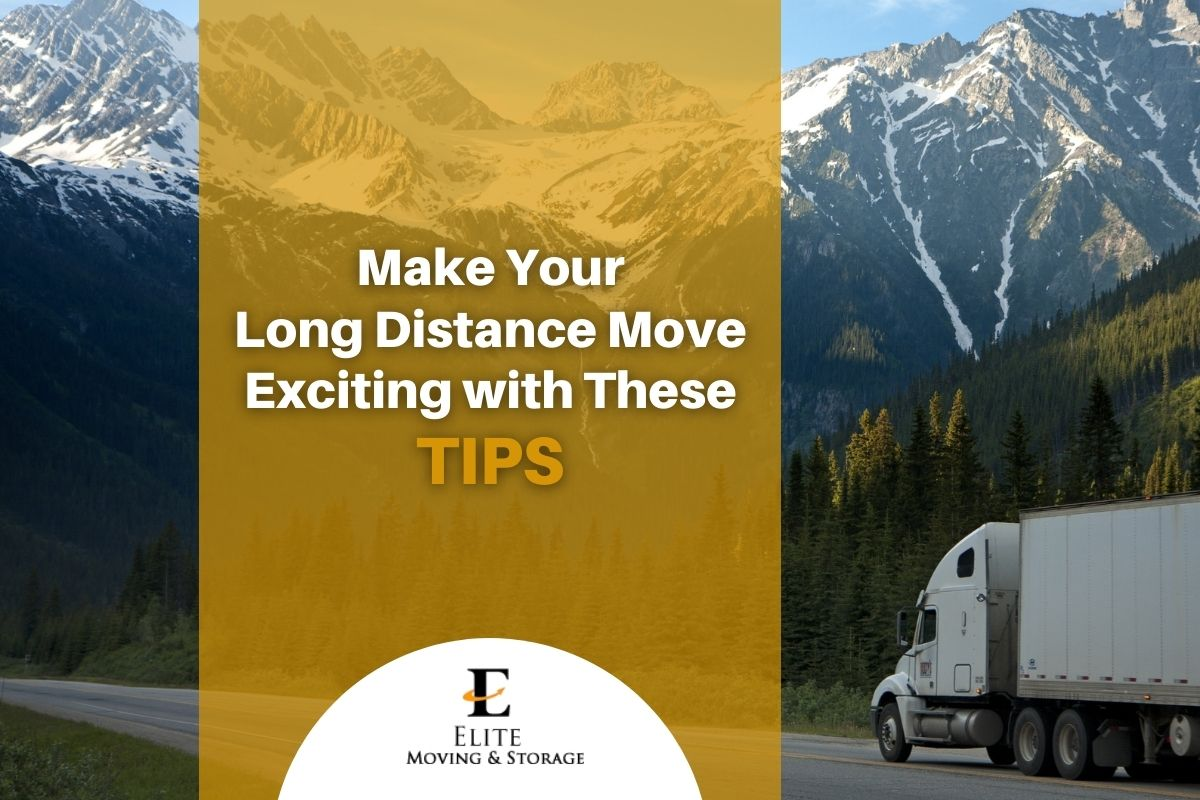 long distance movers Los Angeles